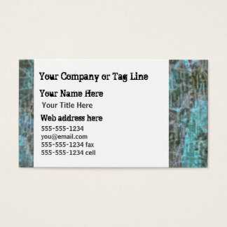 Grungy Pixels business card