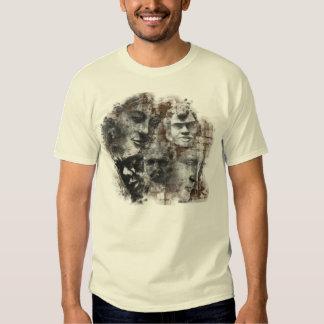 Grungy Portrait shirt