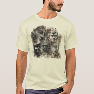 Grungy Portrait shirt