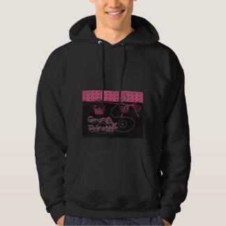 grungy princess hoodie