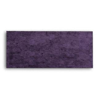 Grungy Purple surprise me birds Envelope