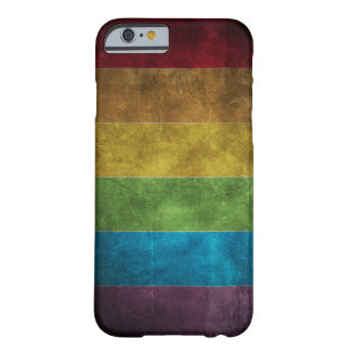 Grungy Rainbow iPhone 6 case