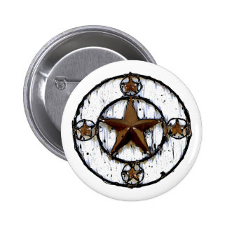 GRUNGY TEXAS STAR PIN