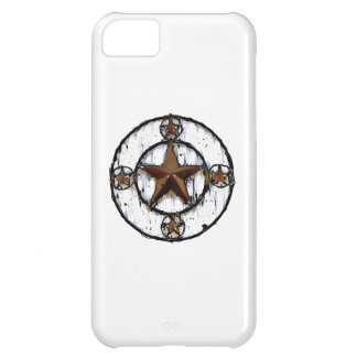 GRUNGY TEXAS STAR CASE FOR iPhone 5C