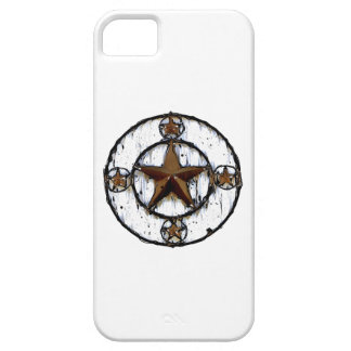 GRUNGY TEXAS STAR iPhone SE/5/5s CASE