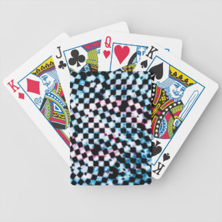 Grungy Tiles Playing Cards