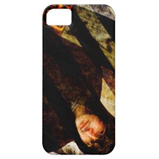 Grungy Tough Textured iPhone SE/5/5s Case