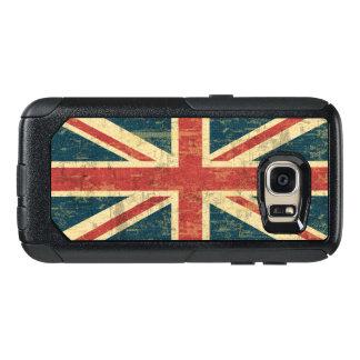 Grungy Union Jack OtterBox Samsung Galaxy S7 Case