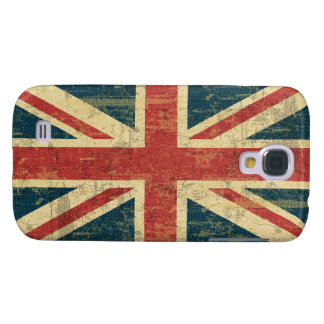 Grungy Union Jack Samsung Galaxy S4 Cover