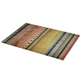 Grungy Vintage Rupydetequila ART collection Cutting Board