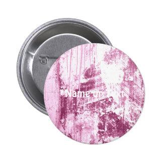 Grungy wall,pink pin