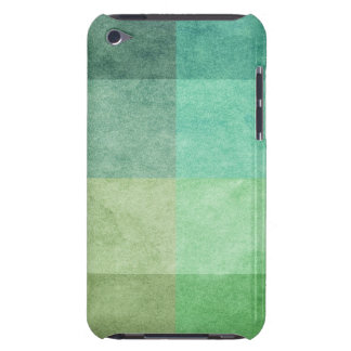 grungy watercolor-like graphic abstract 3 iPod touch cases
