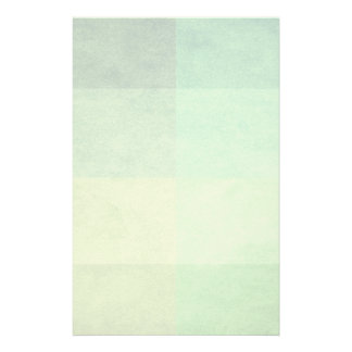grungy watercolor-like graphic abstract 3 stationery