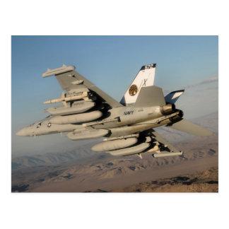 Gruñidor de EA-18G Tarjetas Postales