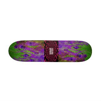 GRUNK FIREGIRL Skateboard