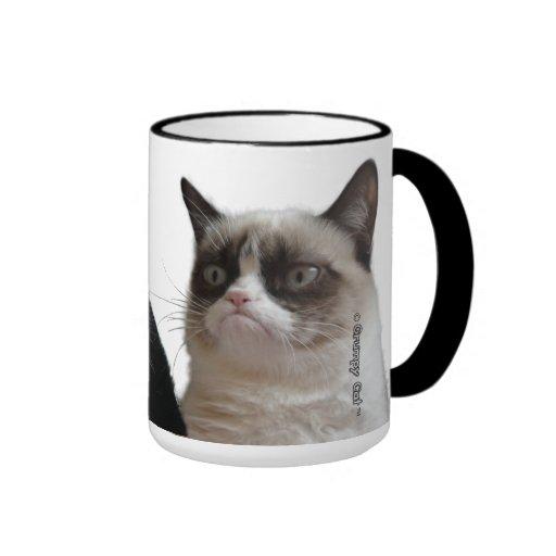 ™ gruñón del gato - el gato y el Pokey gruñones as Tazas De Café