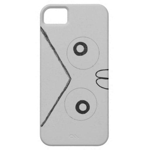 gruñón iPhone 5 Case-Mate coberturas