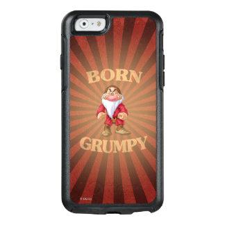 Gruñón nacido funda otterbox para iPhone 6/6s