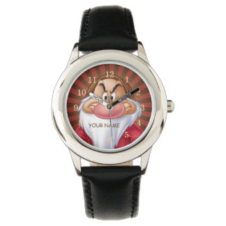 Gruñón nacido relojes de pulsera