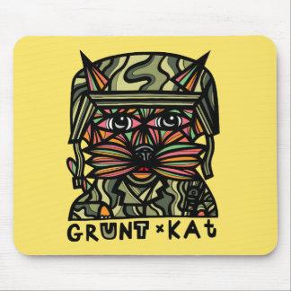 """""""Grunt Kat"""" Mousepad"""