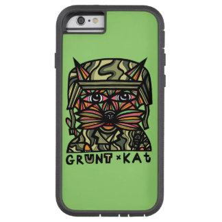 """Grunt Kat"" Tough Xtreme Phone Case"