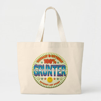 Grunter Totally Tote Bag