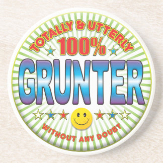 Grunter Totally Drink Coasters