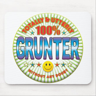 Grunter Totally Mouse Pad