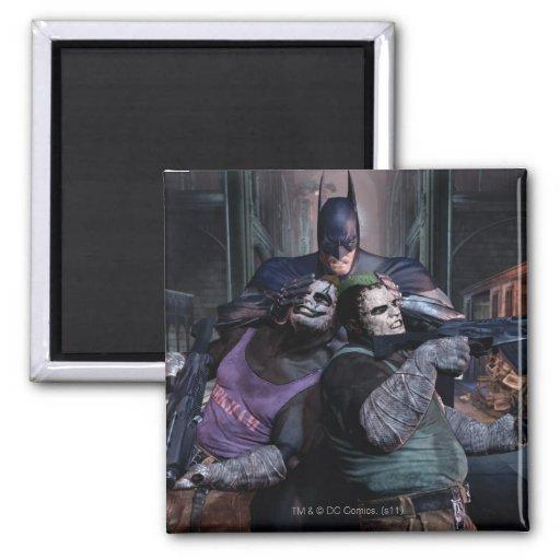 Grupo 2 de Batman Imanes Para Frigoríficos