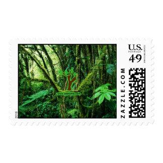 Grupo Artístico Yoruva Estampilla Postage Stamp