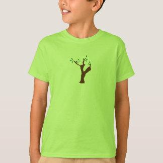 Grupo Artístico Yoruva TS Verde 01 T-Shirt