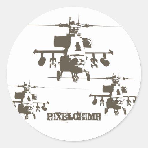 Grupo de Apache de la plantilla Etiquetas Redondas
