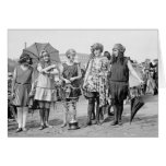 Grupo de ganadores: 1922 felicitaciones