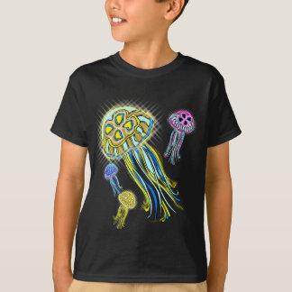 Grupo de las medusas playera