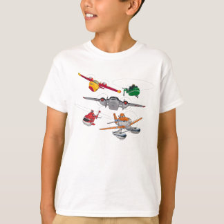 Grupo de los aviones playera