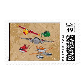 Grupo de los aviones sellos
