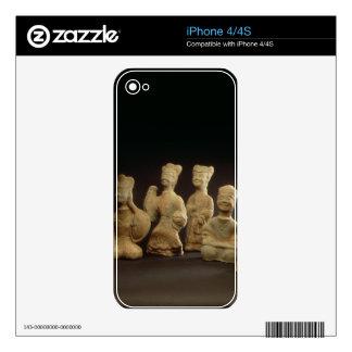 Grupo de músicos, de bailarines y de criados (terr iPhone 4S skins