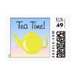 Grupo fecha/hora del té