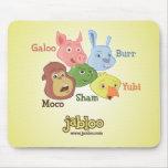 Grupo Mousepad de Jabloo Tapete De Ratón
