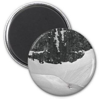 Gruppo del Sella - Lech de Boa 2 Inch Round Magnet