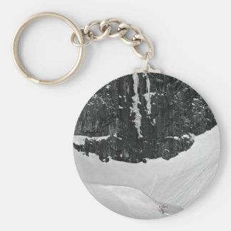 Gruppo del Sella - Lech de Boa Basic Round Button Keychain