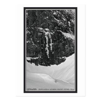 Gruppo del Sella - Lech de Boa Postcard