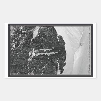 Gruppo del Sella - Lech de Boa Rectangular Sticker