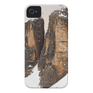 Gruppo del Sella - Nove and Dieci iPhone 4 Cover