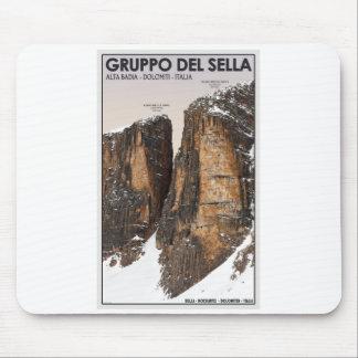 Gruppo del Sella - Nove y Dieci Alfombrillas De Ratones
