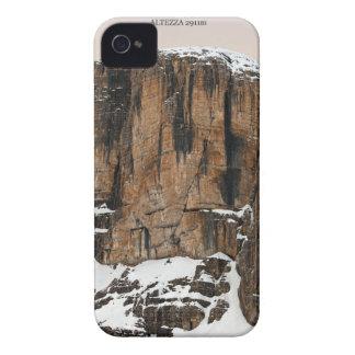 Gruppo Del Sella - Piz da Lec de Boe (CU) iPhone 4 Case-Mate Case
