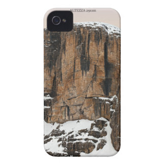 Gruppo Del Sella - Piz da Lec de Boe (CU) iPhone 4 Cover