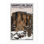Gruppo Del Sella - Piz DA Lec de Boe (CU) Tarjetas Postales