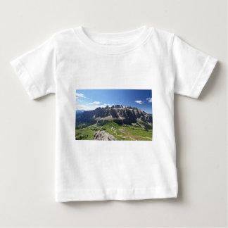 Gruppo Sella and passo Gardena Baby T-Shirt