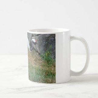 Grus japonensis coffee mug